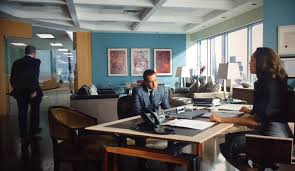 suits harvey specter office. Suits Office. Jessica Pearson\\u0027s Office From The Series On Usa. Love Harvey Specter
