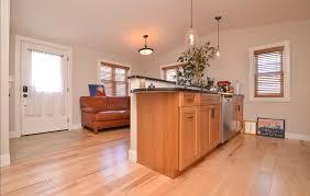 maple hardwood floor. Natural Maple Hardwood Flooring In A Kitchen Floor