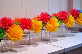 Wedding Paper Flower Centerpieces Capitol Inspiration Diy Paper Pom Poms Capitol Romance