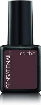sensationail gel polish so chic gel