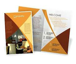 Microsoft Office Brochure Template Free Download Hotel Brochure Templates Free Download For Word Restaurant