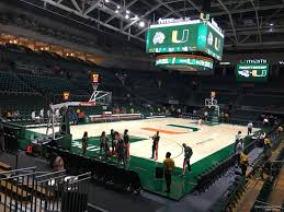 Watsco Center Seating Chart Basketball Watsco Section 116 Rateyourseats Com