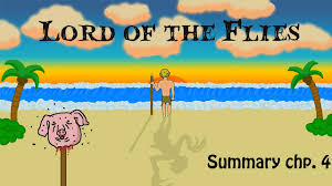 sparknotes com lord of the flies images about lord of the lord of the flies chapter summary school project podcast lord of the flies chapter 4 summary