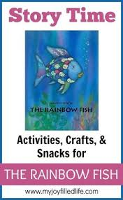 the rainbow fish story time activities