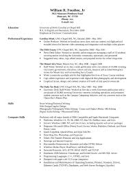 News Producer Sample Resume news producer resume Matthewgatesco 2