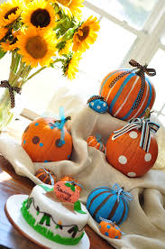 The Domestic Doozie Lilu0027 Pumpkin Baby ShowerBaby Shower Fall Ideas