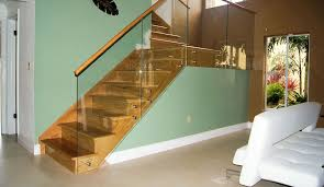 stairs glass railings stainless wood wooden staircase railing designs wood and glass