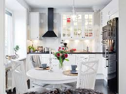 why you should have a small square kitchen table