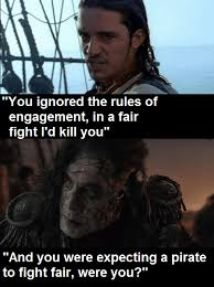 Pirates Of The Caribbean Quotes Extraordinary Salazar's Responses To Quotes From Some Of The Other Characters In