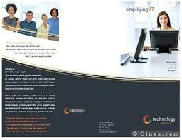 microsoft office catalog templates business pamphlet templates free free pamphlet template word