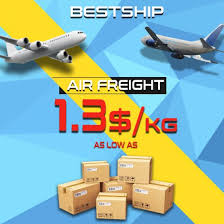 economical air freight express delivery