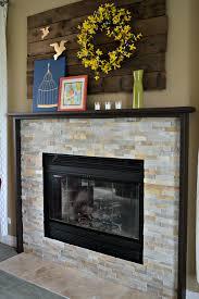 our diy fireplace mantel laughingabi com