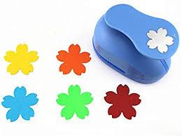 4 Petal Flower Paper Punch Cady Crafts Punch 2 Inch Paper Punches Craft Punches Flower 4 By