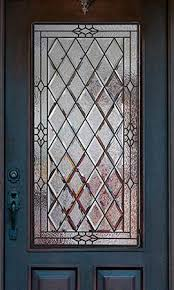 doors decorative exterior trimlite decorative door glass french wood entry
