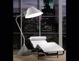 Nella Vetrina Italamp Flamingo 795pc Modern Floor Lamp In Metal