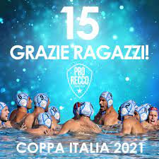 Pro Recco edges out Brescia and wins 8th Italian Cup in a row - Total  Waterpolo
