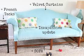 diy-upholstered sofa
