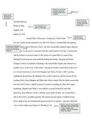 Mla Essay Format Diagrams And Formats Corner
