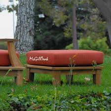 outdoor upholstered furniture. Teak Ottoman Sunbrella Cushion Outdoor Target Deep Seat Cushions Couch Sofa Couches Made With Chair Navy Upholstered Furniture