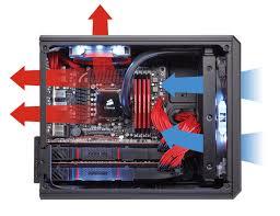 carbide series® air 240 high airflow microatx and mini itx pc case