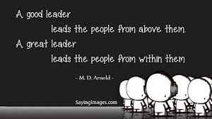Motivational Leadership Quotes Cool Leadership Quotes Best Quotes About Leadership SayingImages