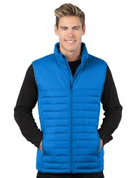 Buy Canby Vest Mens Quilted Puffer Vest Tri Mountain