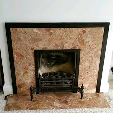 old gas fireplace