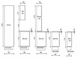 Standard Kitchen Cabinet Depth Upper