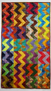 Exuberant Color : Hand dyed fabric quilts & Hand dyed fabric quilts Adamdwight.com