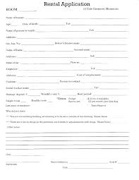 Room Rental Contract Free Room Lease Agreement Template