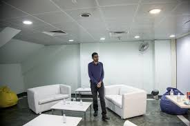 Searching For Google CEO Sundar Pichai, The Most Powerful Tech ...