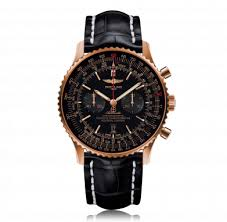 mens rose gold watches the watch gallery breitling navitimer automatic rose gold black dial mens watch rb012824 be20 760p r20ba