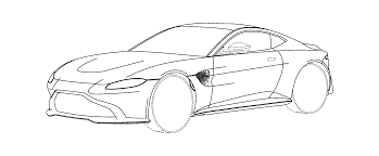 2331x964 do these patent drawings show the new 2018 aston martin vantage