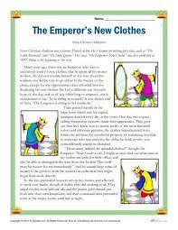Classic Literature The Emperoru0027s New Clothes