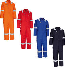 Wenaas Ambassador 350gsm Insulated Fr Coverall 81750 196 Various Colours