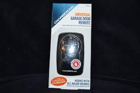 chamberlain universal garage door remoteClicker Model Clk1 Garage Door Opener Universal Keyless Entry  eBay