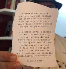 Here you can see the best tweets of bráulio bessa, take a look at his statistics on twitter or register to see your best tweets. Poesia Vida Braulio Bessa Lindasmenssagens Poemas De Braulio Bessa Braulio Bessa Braulio Bessa Poesias