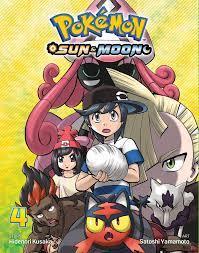 Pokémon: Sun & Moon, Vol. 4 (Pokemon, Band 4): Amazon.de: Kusaka, Hidenori,  Yamamoto, Satoshi: Fremdsprachige Bücher