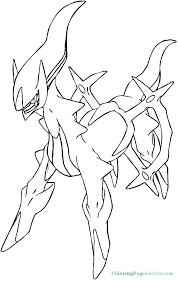 Legendary Pokemon Coloring Pages Rayquaza Coloring Sheets Detail