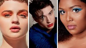 urban decays newest pretty diffe caign features lizzo joey king and ezra miller