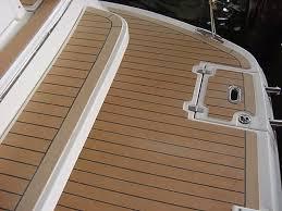 beautiful faux teak flooring intended floor 4460 regal platform detail jpg charming boat 1