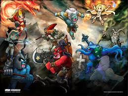 dota heroes heroes of newerth
