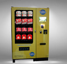 First Vending Machine Classy Foodie Goodie First Aid Kit Vending Machine ID 48