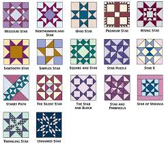 Star quilt-block patterns for an astronomical block challenge ... & 9-inch star blocks from 501 Rotary-Cut Quilt Blocks C.