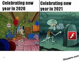 Happy New Year 2021 Funny Memes - New Year 2021 Funny Memes