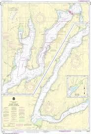 Noaa Nautical Chart 18476 Puget Sound Hood Canal And Dabob Bay