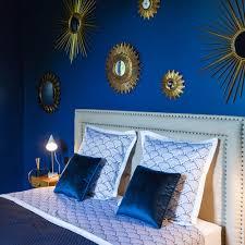 mas de la chapelle. blue hour room mas de la chapelle