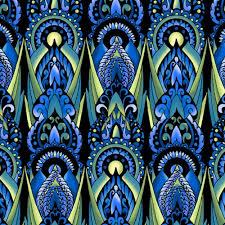 Art Deco collection by Jason Yenter & Art Deco fabric line Adamdwight.com