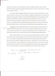 community service essay example  our work