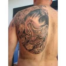 Yakuza Tattoo Tetování Campbelltown New South Wales Austrálie